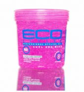 ECO Styling Gel Curl and Wave 16oz Pink