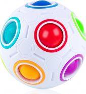 Magic Rainbow Ball Puzzle Cube Fidget Toy