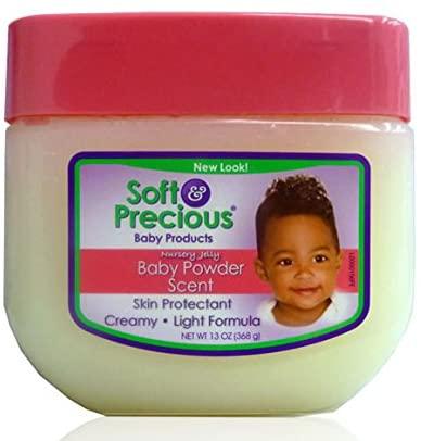 Soft & Precious - Baby Powder Scent Nursery Jelly 13oz