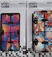 Magic Infinity Cube Stress Relief Fidget Toy