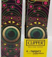 CLIPPER Combi Kingsize Slim Papers + Tips 10 packs