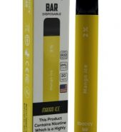 iBACCY Disposable Bar Mango Ice 600 puffs 2% Nicotine